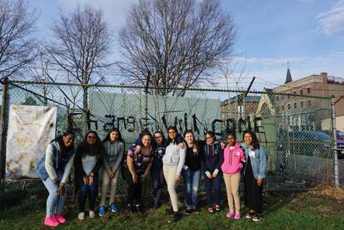 Youth Make Art, Bring Change to Ramsay Park