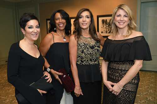 South Ender  Co-Chairs Heroes in Health Care Gala