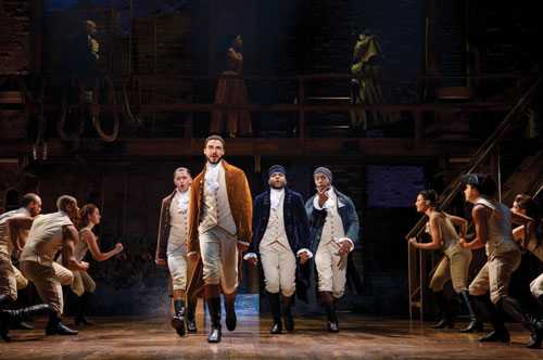 Hamilton lives up to the hype