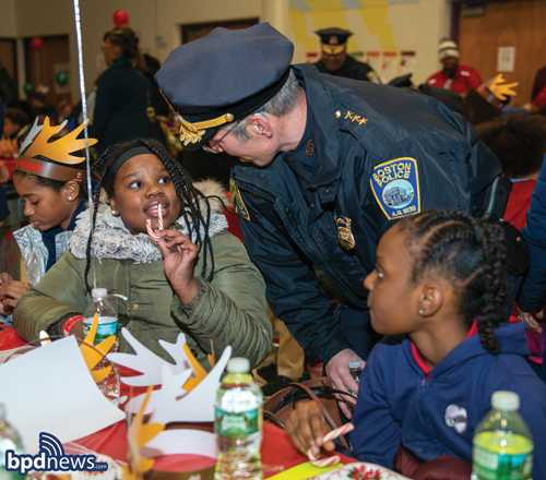 10th Annual Shop with a Cop Event Held at Target in South Bay