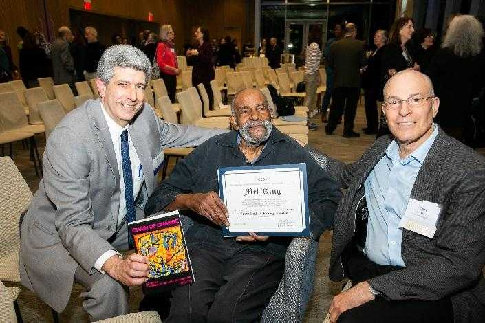 CEDAC Honors Community Leader Mel King