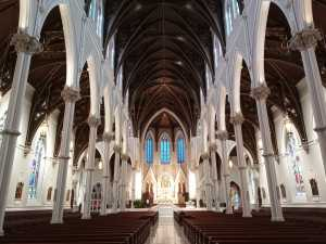 Holy Cross Cathedral Reopens