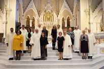 Deacons Ordained: