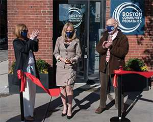 Boston Community Pediatric Opens