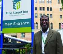 Roger Wellington Named Pine Street Inn's Senior Director of Diversity, Equity, Inclusion