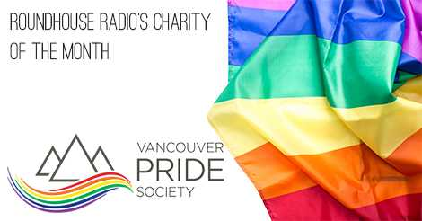 Pride Youth Scholarships featured charity on Roundhouse Radio