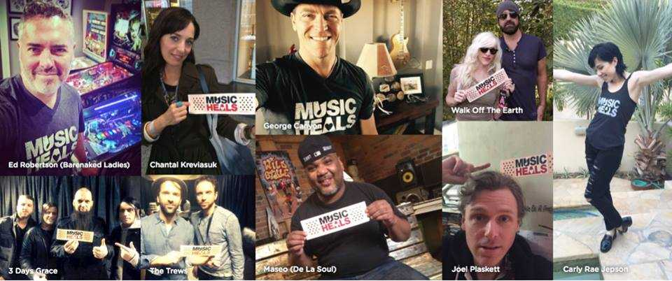 #MusicMakesMe