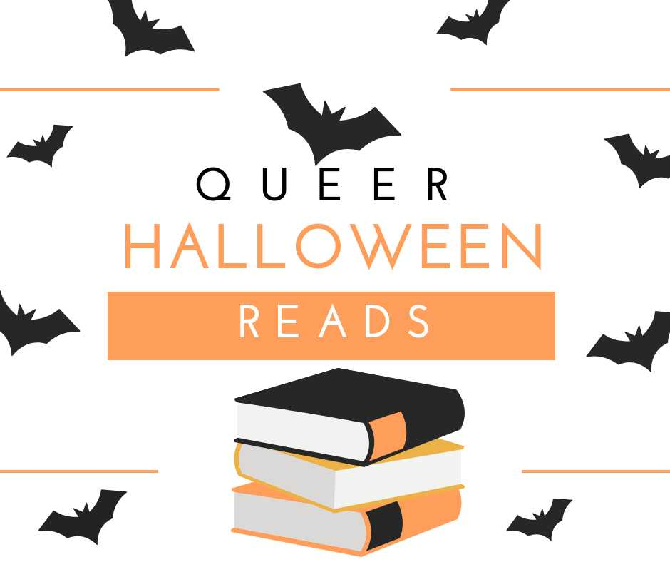Five Spooky Queer Books to Read This Halloween