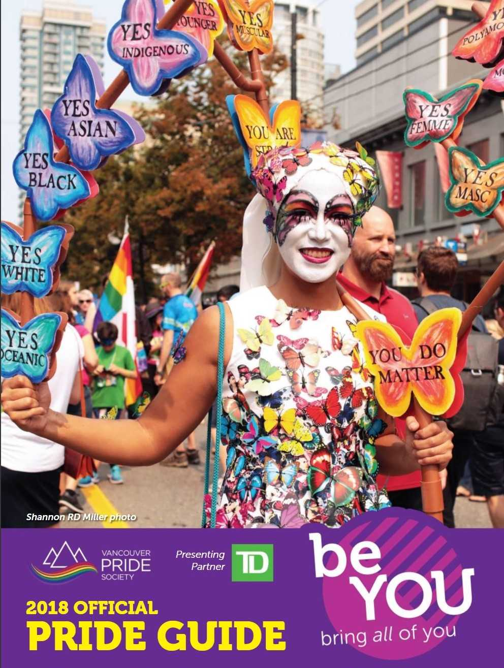 Sales Open for 2019 Official Pride Guide