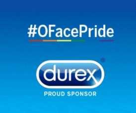 DUREX CANADA IS PROUD TO SPONSOR 2019 VANCOUVER PRIDE FESTIVAL